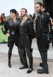 Zod and Company - Dragon Con 2013