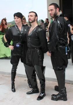 Zod and Company - Dragon Con 2013