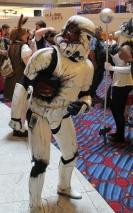 Zombie Stormtrooper - Dragon Con 2013