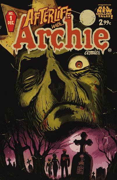 Five Reasons to Read … Afterlife With Archie#1
