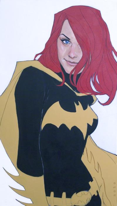 Batgirl by Phil Noto