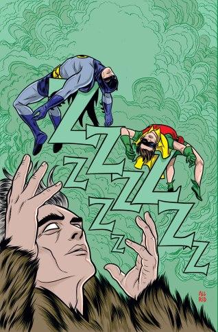 Batman '66 by Jeff Parker, various artists