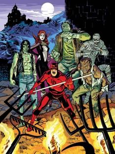 Daredevil by Mark Waid, Chris Samnee