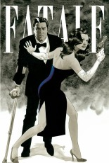 Fatale by Ed Brubaker, Sean Phillips