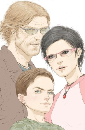 Jupiter's Legacy by Mark Millar, Frank Quitely