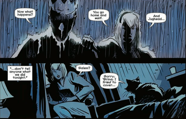 Afterlife With Archie Panel