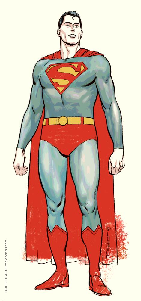 Steely Man by Laemeur