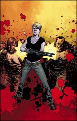 The Walking Dead by Robert Kirkman, Charlie Adlard