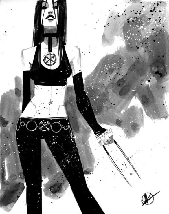 X-23 by Matteo Scalera