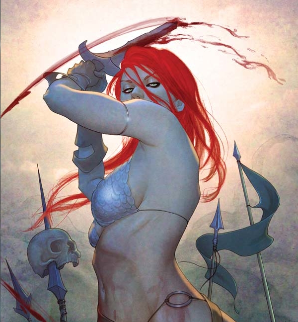 Five Reasons to Read … RedSonja