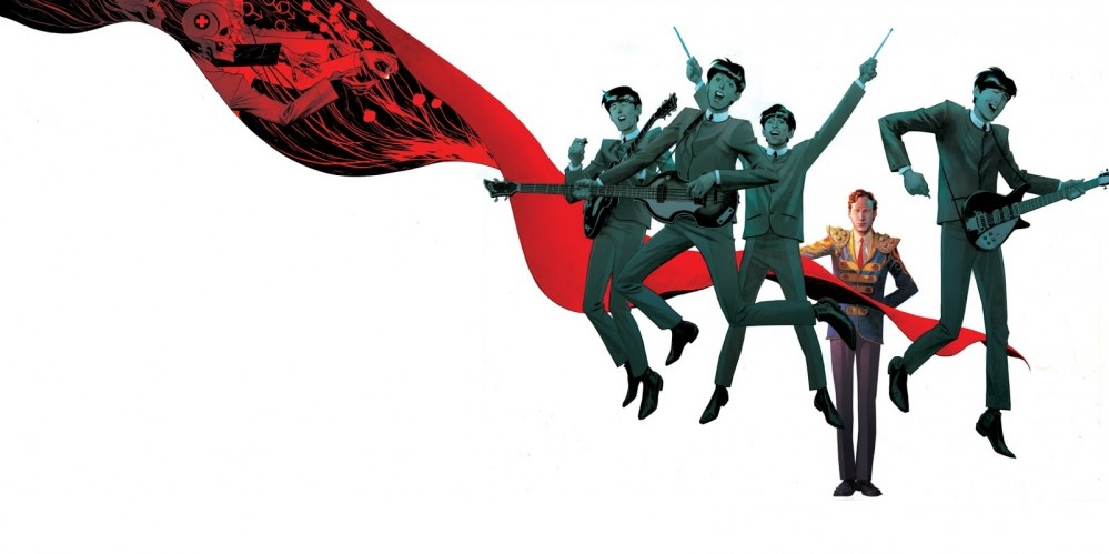 the fifth beatle - 999×499