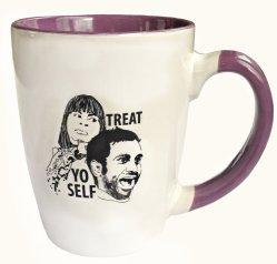 Mugs are great vessels for hiding wine in. http://www.etsy.com/listing/85591877/treat-yo-self-mug