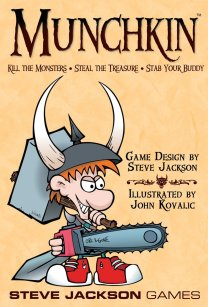 Forming secret alliances and back-stabbing friends are what the holidays are all about, right? Continue the tradition with World of Munchkin.