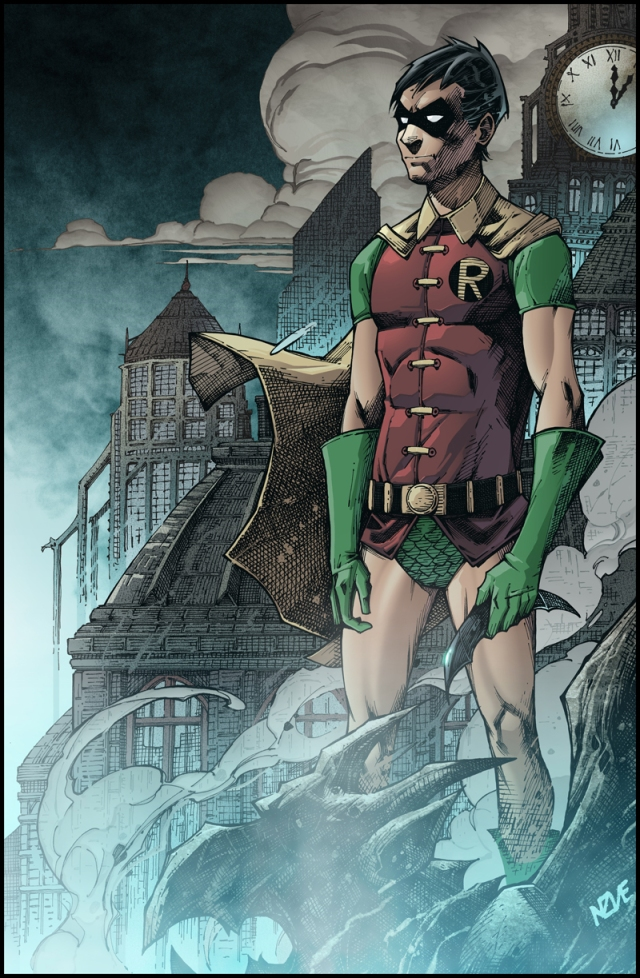 Robin by Oliver Nome