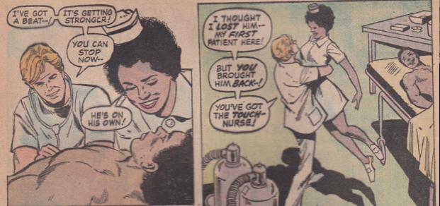 Young Romance #194 Panel 1