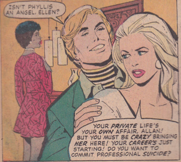Young Romance #194 Panel 4