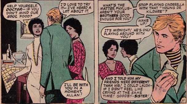 Young Romance #194 Panel 5