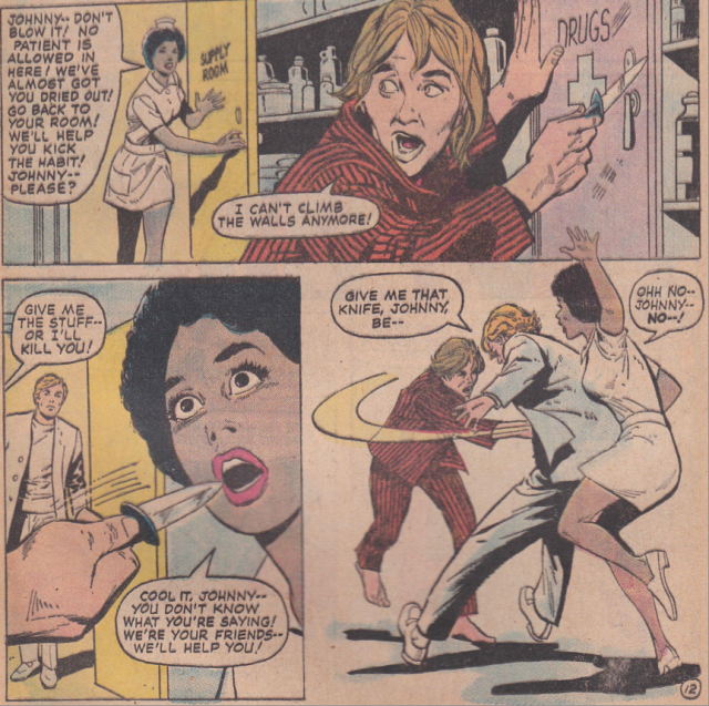 Young Romance #194 Panel 6