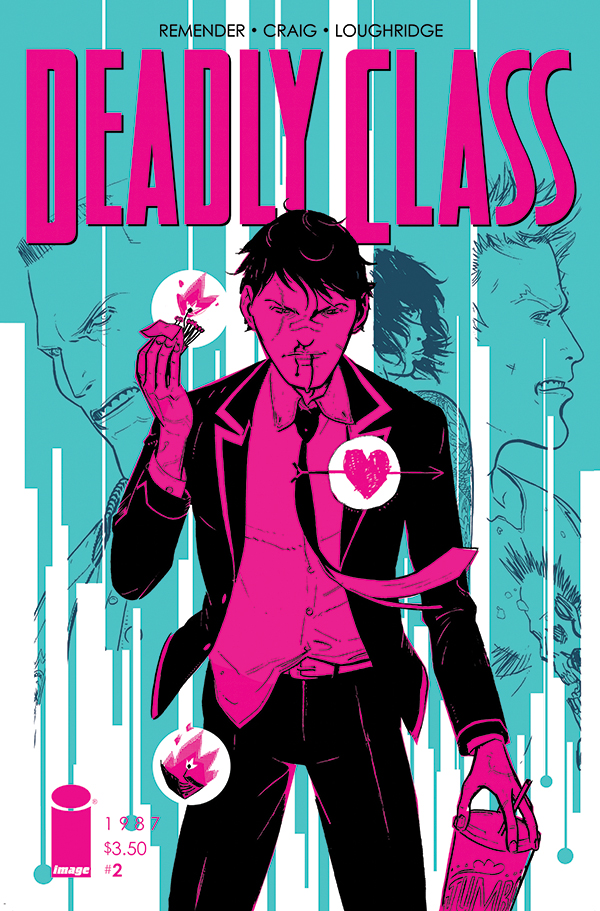 Lindsey reviews Deadly Class#2