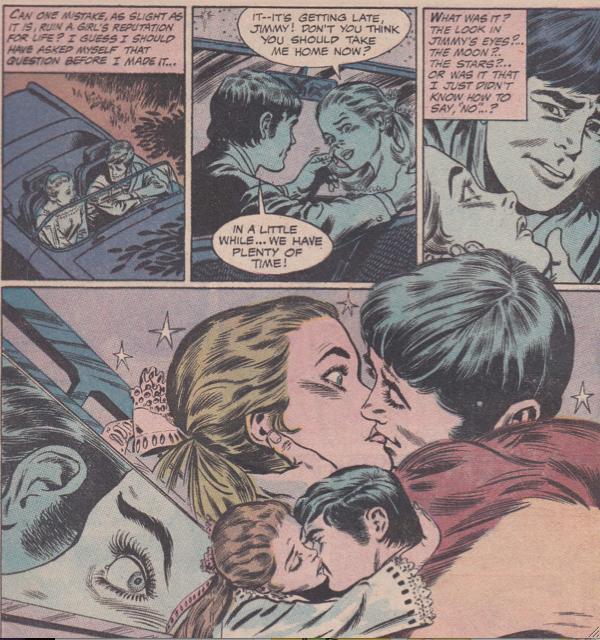 Falling in Love #118 Panel 1
