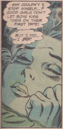 Falling In Love #118 Panel 2