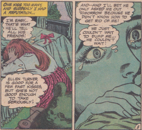 Falling In Love #118 Panel 3