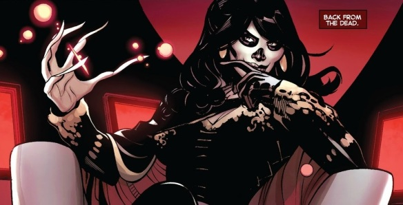 Lady Deathstrike - X-Men #7
