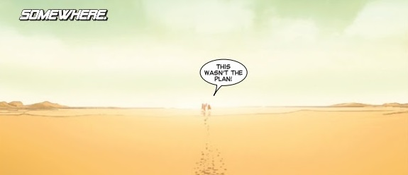 Sisterhood in the desert - X-Men #10.NOW