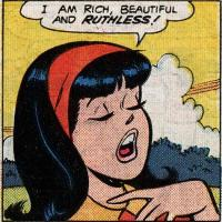 Proof that Veronica Lodge is the worst best friend ever