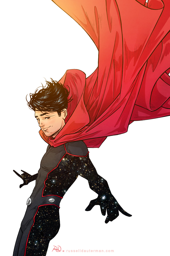 Wiccan by Russell Dauterman