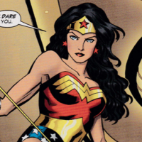 Wonder Woman Is ...