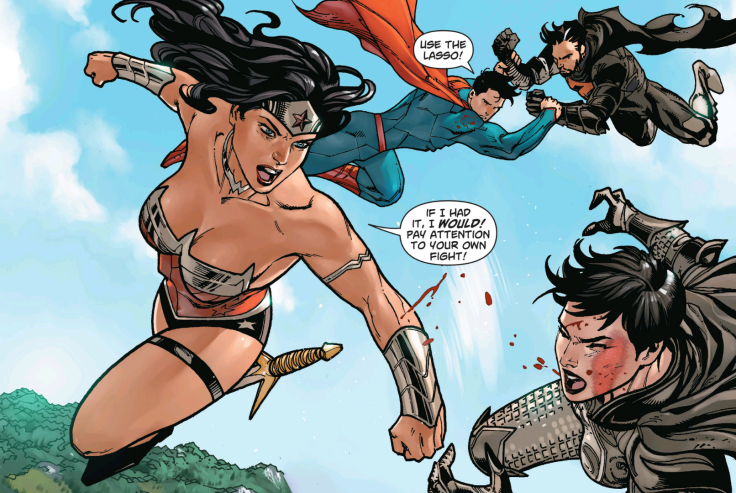 Wondy has got this