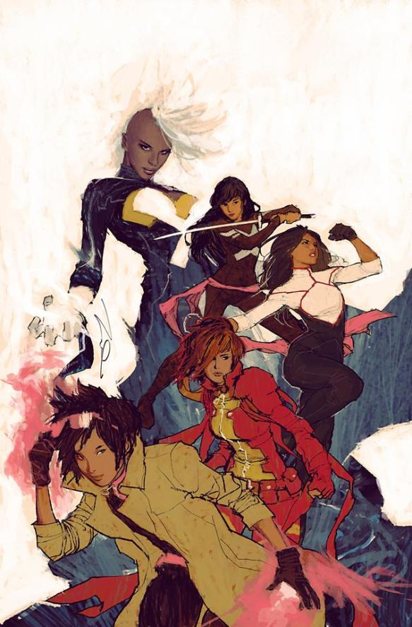 X-Women by Gerald Parel