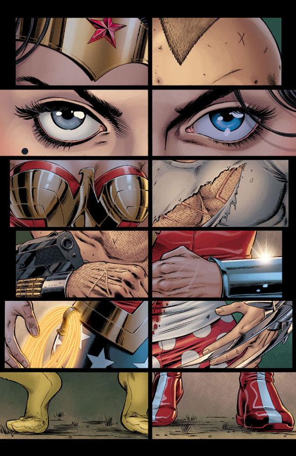 Wonder Woman Is…