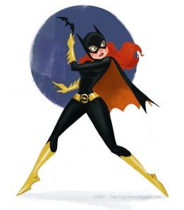 Batgirl by Jez Tuya
