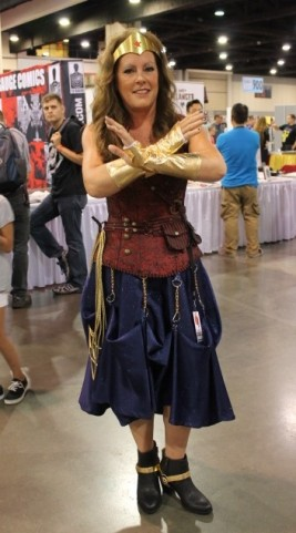 Elseworlds Wonder Woman