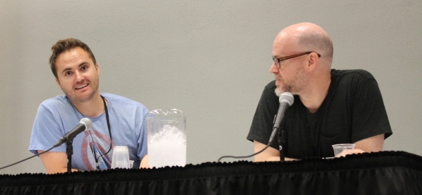 Ryan Stegman (Superior Spider-Man, Fantastic Four, Scarlet Spider) & Jason Latour (Southern Bastards, Wolverine & the X-Men), Marvel Artists Panel