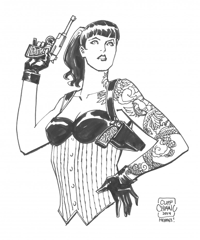 Starling by Cliff Chiang