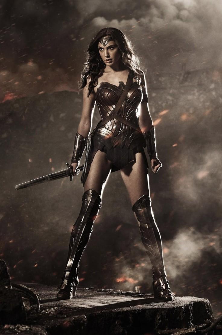 Gal Gadot as Wonder Woman via Newsarama