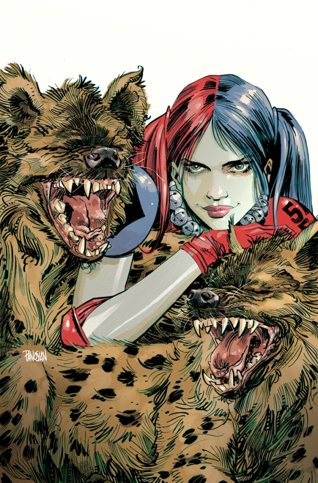 Harley Quinn by Dan Panosian