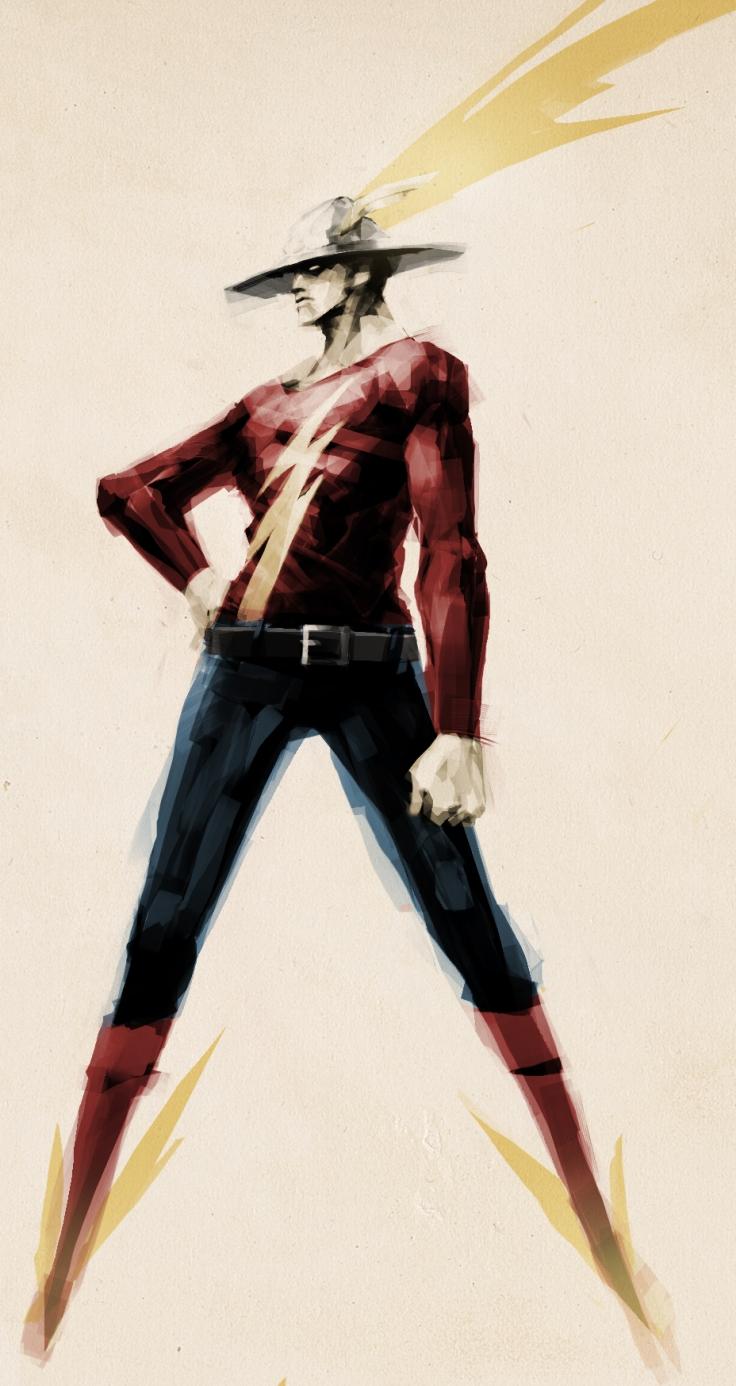 The Flash by naratani