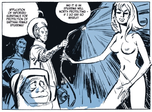 Barbarella pretty skin