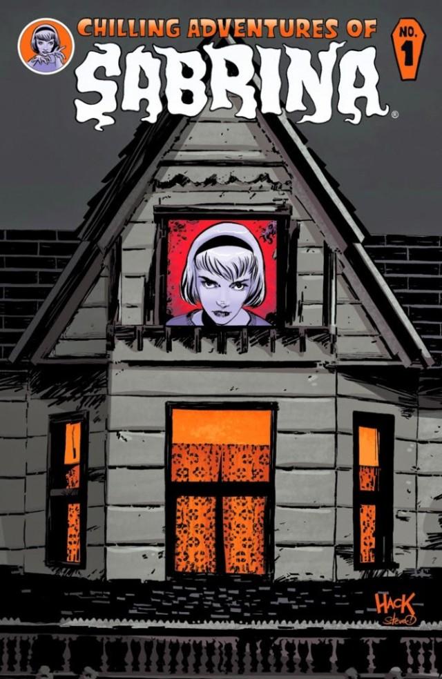 Archie Comics - Sabrina #1