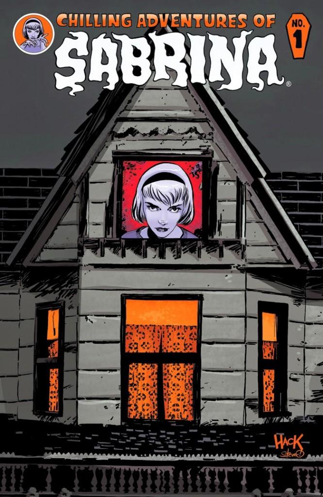E. reviews Archie's SABRINA#1