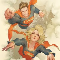Superman & Supergirl