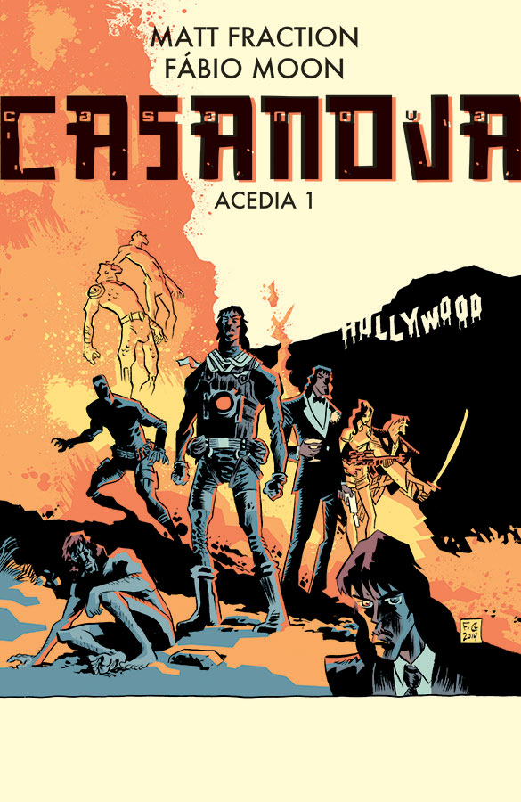 REVIEW: Casanova Acedia#1
