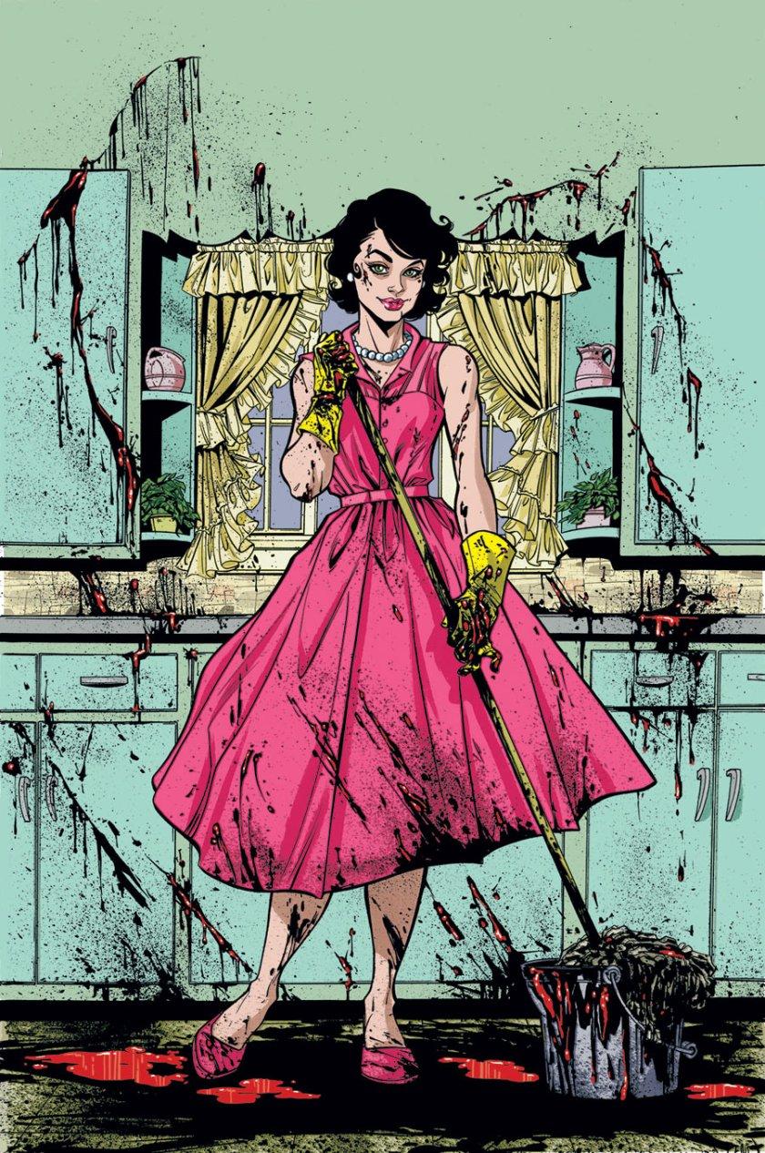 Lady Killer by Joelle Jones