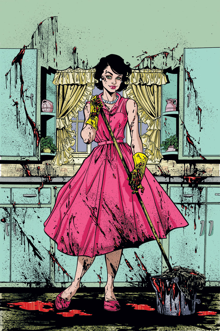 REVIEW: Lady Killer#1