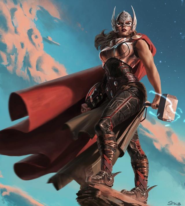 Thor by John Staub