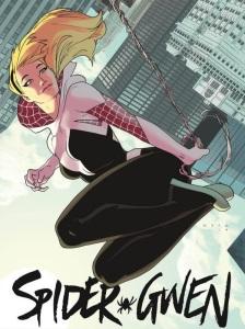 Spider-Gwen Kris Anka variant